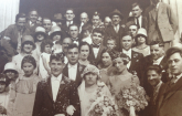 Wedding from about 1930, probably in Sydney.