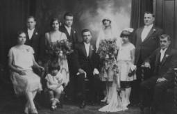 Wedding of Cosma and Maria Psaltis.