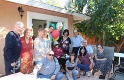 Stamatoula Chlentzos celebrates her 106t..