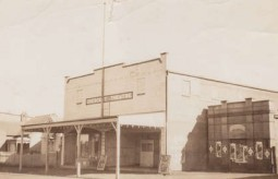 The Crescent Theatre at Fairfield owned..