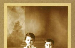 Stephen & Arthur Zantiotis about 193..