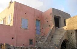 Simoni Zafiropoulou's house in Kalo..