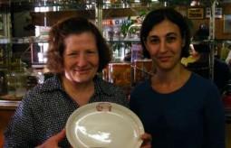 Niagara Cafe Plate Gundagai NSW