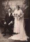 The Wedding of Theodoros and Eirini Tzortzopoulos circa 1920