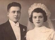 Stratis and Phofo Tzannes wedding portrait