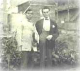 Tenterfield, NSW, Australia -  1922 - Backyard of a Kytherian shop