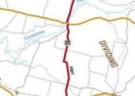 Chinchilla Telstra Map