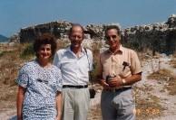 Australian Ambassador to Greece in Kythera 1989