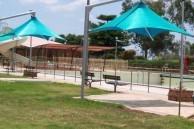 Gunnedah Pool - Gunnedah, New South Wales, Australia.