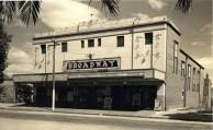 Athenium Theatre, Junee, 1954.