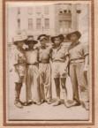 Four Kytherians and one Mytilinios in Australian Army 1942