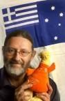 Leonard Janiszewski. Indefatigable Kytherian-Australian, and Greek-Australian historian and researcher. Macquarie University, Sydney.