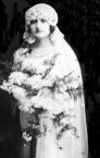 Athena Connell, Accrata, Greece, and Goulburn NSW,1926. From her wedding photograph.