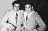 George Dimitri (Tzortozpoulos) & Con Dimitri (Tzortzopoulos). 1950's.