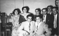 (Tzortzo) Poulos (Hlihlis)  family function. 1950's. Goulburn.