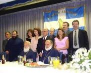 Farewell Dinner. 2003