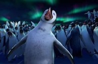 George Miller. Film Producer. Happy Feet. Night scene.