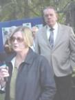 President of the Shoalhaven Historical Society Lynne Allen.....