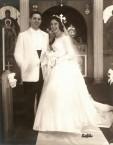 Wedding of Anne Conomos & George Achilles Condas of San Francisco