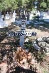 Kiriakoula Samiou, Agios Theothoros Cemetery