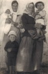 Anastasopoulos family in Perlegiannika 1938