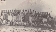 Karavas school photograph. 1930's