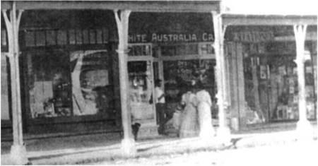 White Australia Cafe