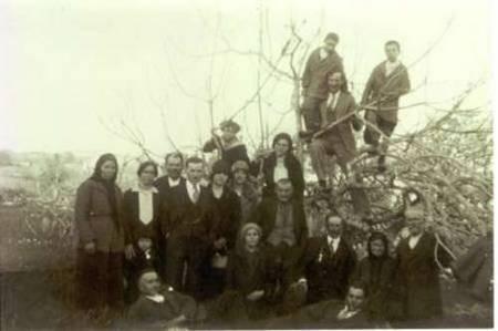 Logothetianica 1929- Gavriles family