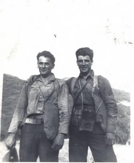 paratrooper Theodore A. Panaretos D-Day WW II