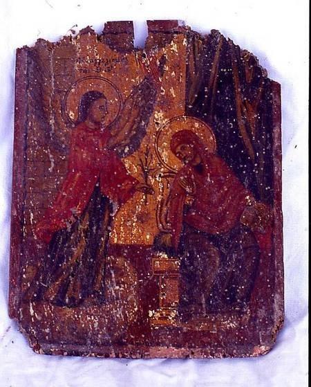 Icon 3 before restoration