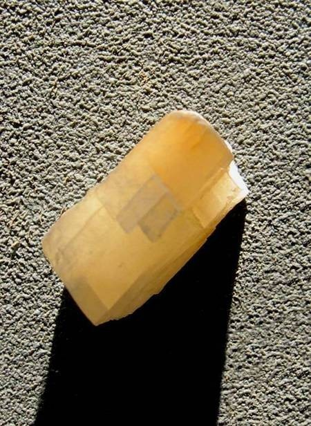Rectangular Calcite