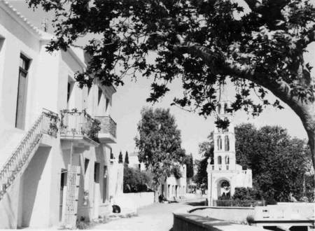 Mylopotamos. c. 1950.