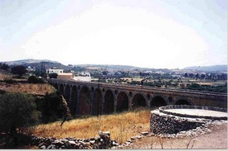 An alloni near the bridge at Katouni?