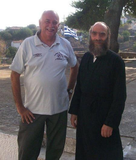 Father Panayoti Diakopoulos, and Theo Kapatanios Poulos.