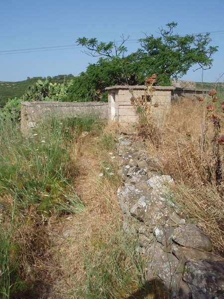Tsikalaria - Toilet at the back of a house