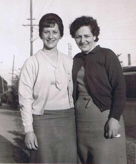 Anna & Mary 1964