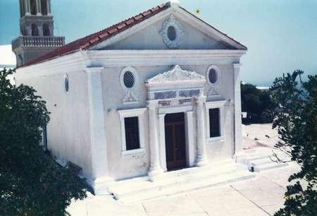 Agia Moni - 12 August 1986