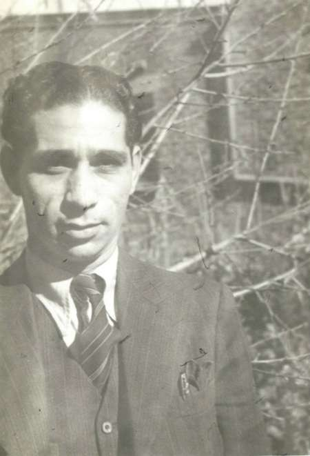 George Steve Zantiotis 1950