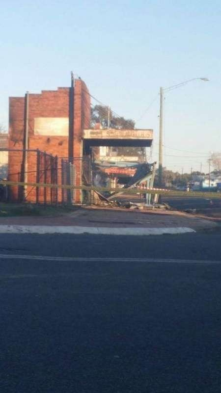 Fire claims historic Brewarrina cafe