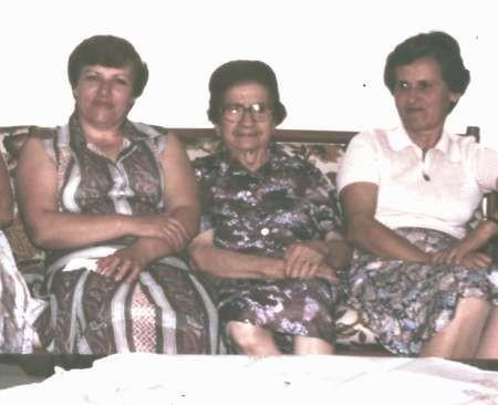 Elli, Katina, Diamanta - about 1980