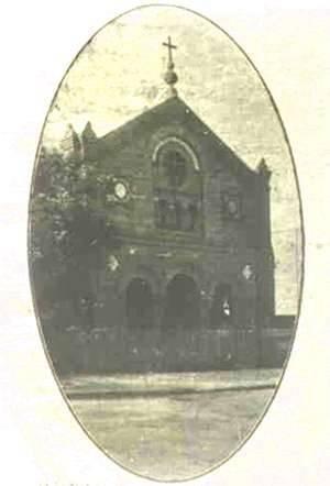 Holy Trinity Church, Surry Hills, Sydney - 1916 - Holy Trinity Church