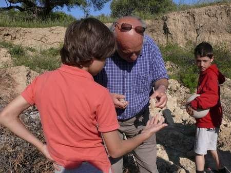 Aris Georgios Tsaravopoulos, Archaeologist - Aris 8
