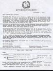 Kytherian Society (USA) Panayiri Invitation