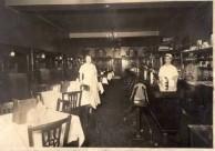 Inside the Atlas Cafe, Highland Park, Mich