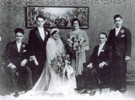 Crethar/Panaretto Wedding 1932