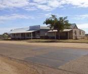 Cassimatis General Store and cottage, Muttaburra, Queensland.