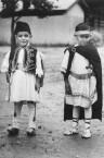Nicholas and Peter Tsikleas,  Brisbane -  the 1930s.