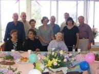 Elene Poulos. 100th Birthday Celebration.