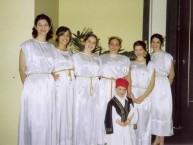Grecian Welcoming Committee