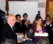 Stratis Theodorakakis' 80th birthday celebration